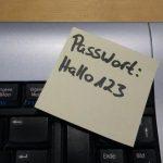 Sichere Passwörter - so nicht !
